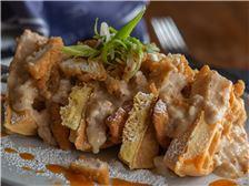 Breakfast Chicken & Waffles