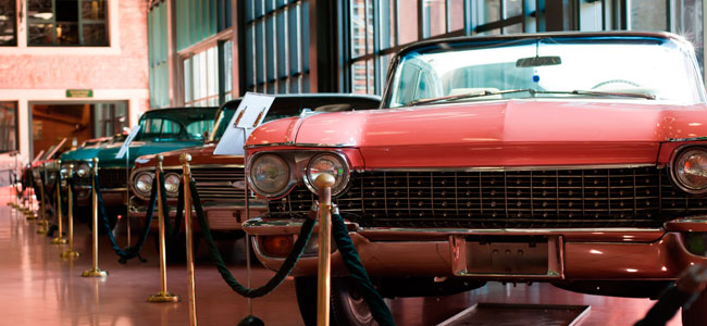 The Henry Ford Museum at Michigan