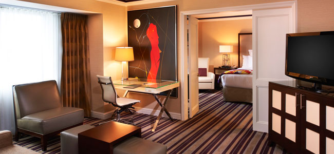 1 Bedroom Suite (1 King, Bathrooms 1.5) at The Henry, Autograph Collection, Dearborn